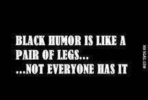 čierny humor