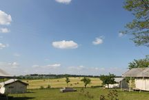 Simply Canvas / Glamping holiday in South West France, Aquitaine, Lot et Garonne, near Bergerac