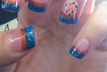 Nails - Oilers