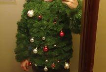 Ugly christmas tröja
