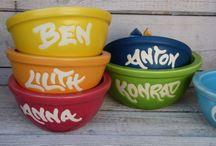 K 050 Keramik Müslischale
