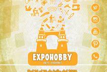 EXPOHOBBY Arte Cordobés / Del 14 al 16 de julio, Sheraton Córdoba.