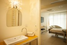 Our ward / This is the private ward where you can rest and relax when you come to see us villnowclinic.co.uk #VillnowClinic #Beauty #Aesthetics #FUE #hairtransplant #Architecture #clinic #team