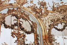 Rocco / Beautiful rococo themed design and decoration