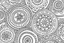 Free Printable Coloring Pages for Adults / Printable coloring pages for adults
