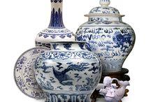 Porcelana / Detalles sobre la tradicional porcelana china
