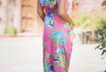 Cele mai trendy rochii lungi de vară