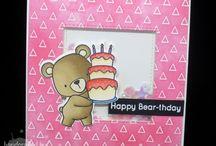 MFT - Happy Bear-thday