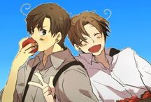 ROMANO AND ITALY-brothers