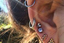 Piercings and Rings