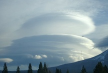 Lenticular Clouds: Mt Shasta, California