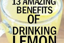 lemon & honey benefits