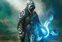 Mage / Personnages Magicien/Sorcier