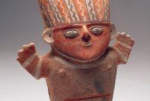pre columbian art