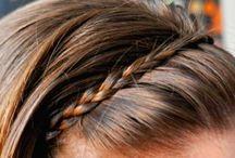 Simple yet so cute hairstyle :)