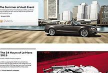 Audis From Around The World
