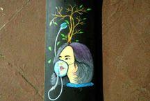 bradbray hand painting