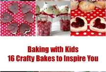 Food - Baking/Cooking with Kids