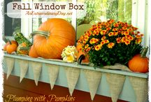 For the home Fall / by Candace Ganzak