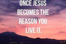 A life in faith