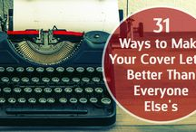 Here I Am: Cover Letters 101 / The latest and greatest trends in cover letter writing. Its all about standing out in the crowd.