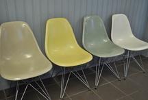 Stühle / Stühle die zu Designklassikern wurden