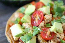 Vegan recipes / by Jillian Bretz