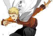 Naruto Uzumaki Namikaze / The number 1 hyperactive knuckle head ninja!