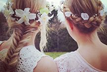 Sisters (photography ideas for the kids)