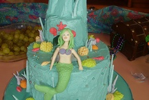 Mermaid Birthday Party / by Amber Dickson