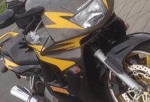 Motorrad Shots