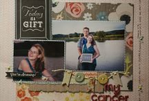 Scrapbooking - 2 photos / by Suzanne Hudon