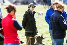 Gatcombe Horse Trials sponsered by Whatley