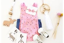 Baby Bow Club / Monthly Bow Subscription - Three stylish bows delivered each month