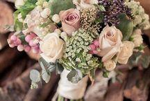 brudny róż ślub