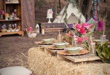Gone Glamping Party (Bria's 10th) / by Crystal Ouellette