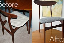 Before & After Projects / Featuring awesome home decor DIY before and after projects, including some tutorials.  / by OnlineFabricStore