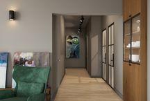 INTERIOR - STREFA DZIENNA/ LIVING ROOM