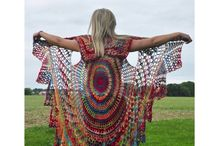 Crafts / Crochet jacket