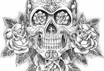 Tatuagem Mexicana
