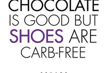 The Devil wears SC / quotes concerning shoes obsession ops,Passion
