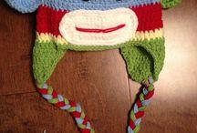 Knit, crochet / by Chelsea Edge