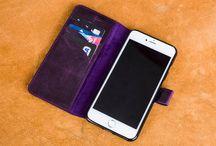 WALLET CASE iPhone 7 Plus Purple