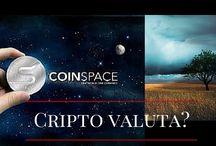 Coinspace / La criptovaluta è la moneta del futuro e il futuro è ora!! Cos'è? Contattami mmgroupheroes@gmail.com