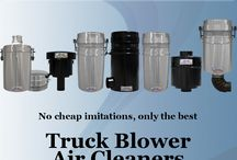 Truck Blower Air Cleaners / Vortox Air Technology produces a line of truck blower air cleaners. All air cleaners are engineered, designed, tested, and manufactured in Claremont, California and are built using premium domestic materials.