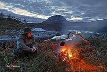 Lovely Campfire Photos