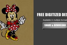 Free Embroidery Designs / Here you can get our latest embroidery designs at free of cost .
