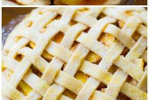 Fruit pies/cobblers/bettys