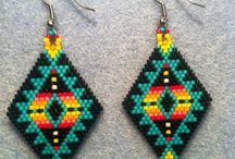 beaded pieces