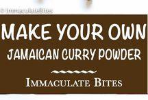 curry mixes